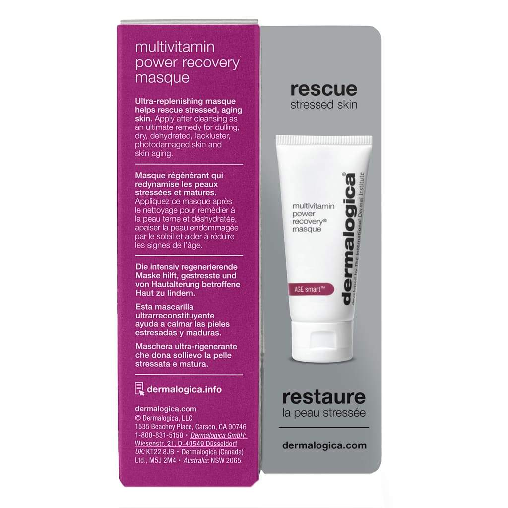 Multivitamin Power Recovery Masque DERMALOGICA 410716