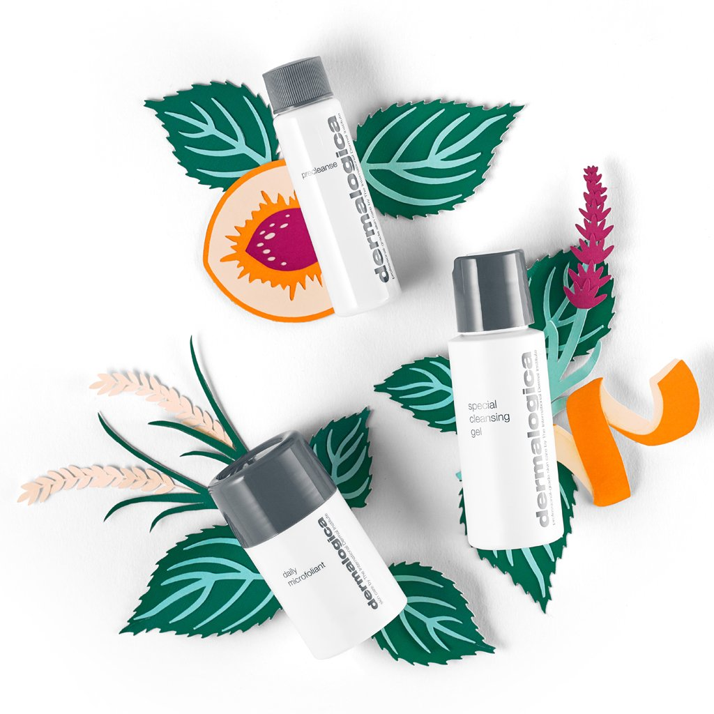Cleanse & Glow to go Dermalogica